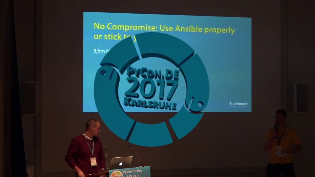 Image from No Compromise: Use Ansible properly or stick to your scripts