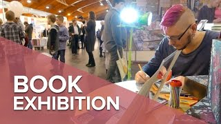 The Book exhibition | Ordinary Vlog | #14