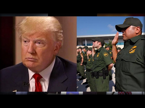 MEDIA BLACKOUT: WHAT BORDER PATROL, ICE AGENTS DID AFTER CONTROVERSIAL TRUMP EXEC ORDERS