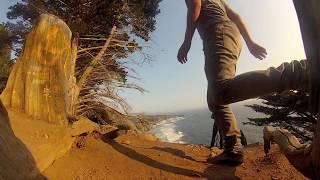 Gopro Hero 3 Vacation Road Trip - Big Sur CA 2013