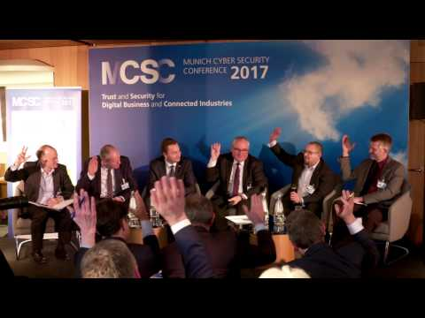 MCSC 2017: Cyber Threats in Smart, Industrial and Critical I