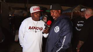 """MC Eiht opens up about """"Menace II Society thoughts on Kanye West"""