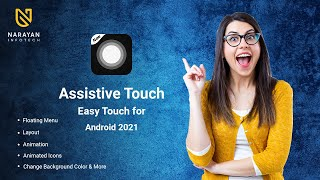 Assistive Touch: Easy Touch for Android 2021 screenshot 1