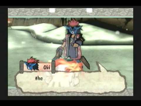Okami (PS2) Boss #9 - Oki - YouTube