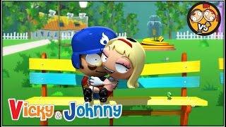 Vicky & Johnny | Episode 12 | TEMPTATION | Full Episode for Kids | 2 MIN