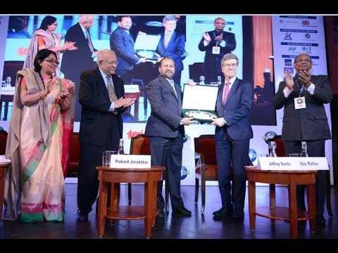 Inaugural Ceremony: World Sustainable Development Summit (WSDS) 2020