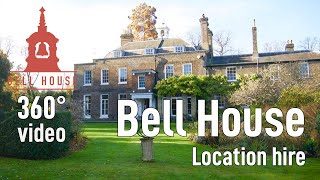 Bell House location hire - 360° video