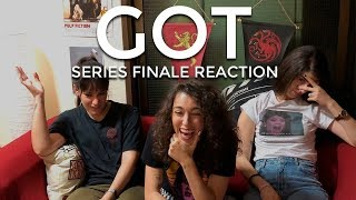 Game Of Thrones Reaction 8x06
