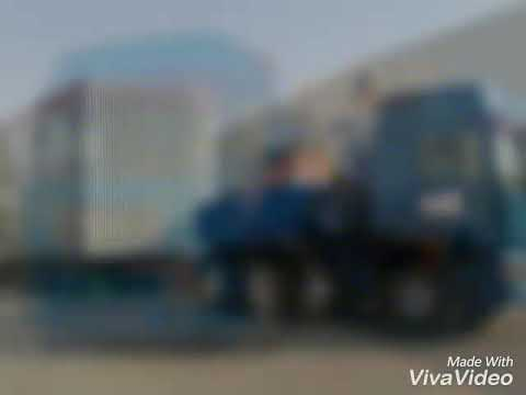Heavy Lift Transport  Khalid Driver
