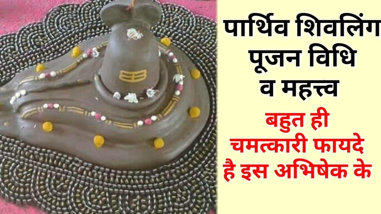 पार्थिव शिवलिंग अभिषेक करने से शांत होंगे क्रूर ग्रह और कालसर्प दोष Parthiv Shivling Rudrabhisheikh