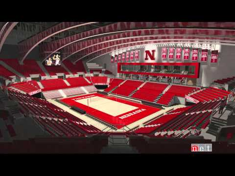 Husker Volleyball and the Devaney Center - An NET Sports Feature