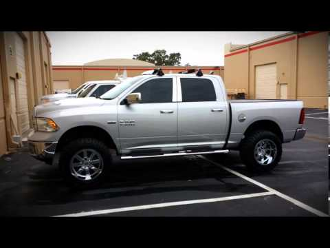 2013 dodge ram lifted on 20 39 s youtube. Black Bedroom Furniture Sets. Home Design Ideas