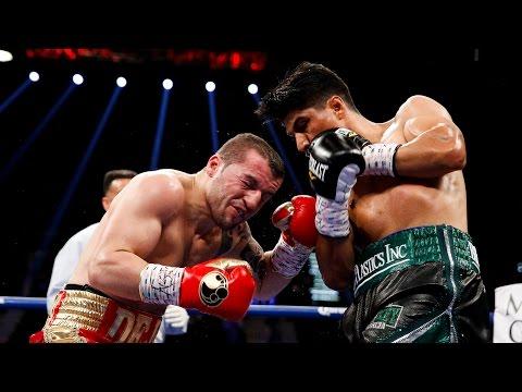 No ring rust: Mikey Garcia blasts Dejan Zlanticanin in 3 Rounds