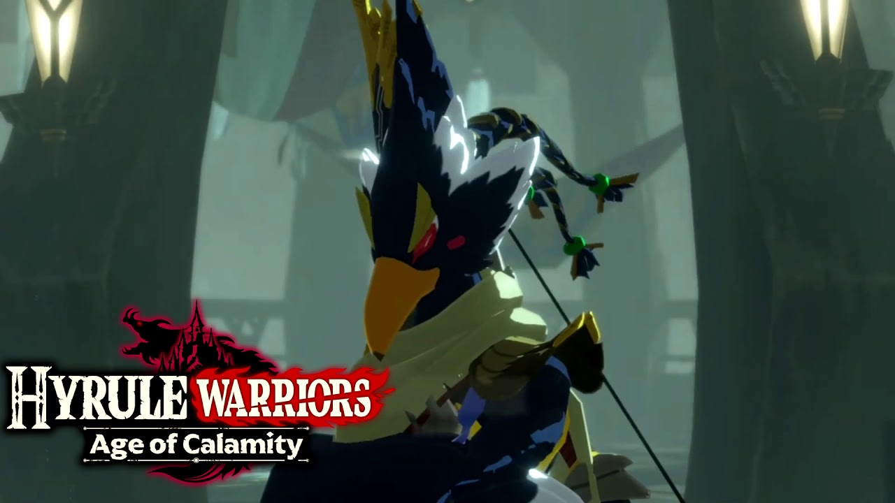 Hyrule Warriors Age Of Calamity Ost The Champion Revali Extended Youtube