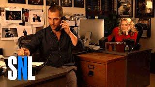 SNL Host Matthew McConaughey & Kate McKinnon Call Fans