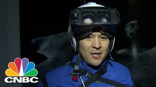 Inside Samsung'S Virtual Reality Showcase At The Winter Olympics | Cnbc