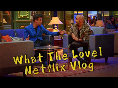 My Netflix debut | What The Love! Vlog Part 1