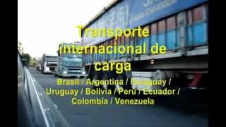 TRANSPORTE DE CARGA PERU BRASIL , TRANSPORTE MULTIMODAL , MICHEPORT