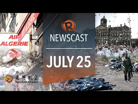 Rappler Newscast: Aviation industry disasters, Aquino faces impeachment complaint