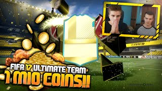 FIFA 17: 1.000.000 COINS BEST OF PACK OPENING!!