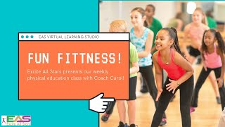 EAS Fit For Life    Exercise 1