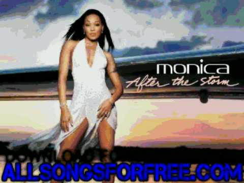 monica - U Should've Known Better - After The Storm (Retail)