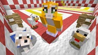 Minecraft Xbox - Chicken Twins [352]