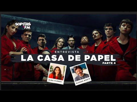 ¿Qué dice el elenco de 'La Casa de Papel' sobre los comentarios de Stephen King sobre la serie?