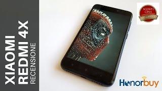 Xiaomi Redmi 4X la recensione   Piccolo e...