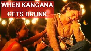 When Kangana Gets Drunk | Best Comedy Scene | Queen | Viacom18 Studios