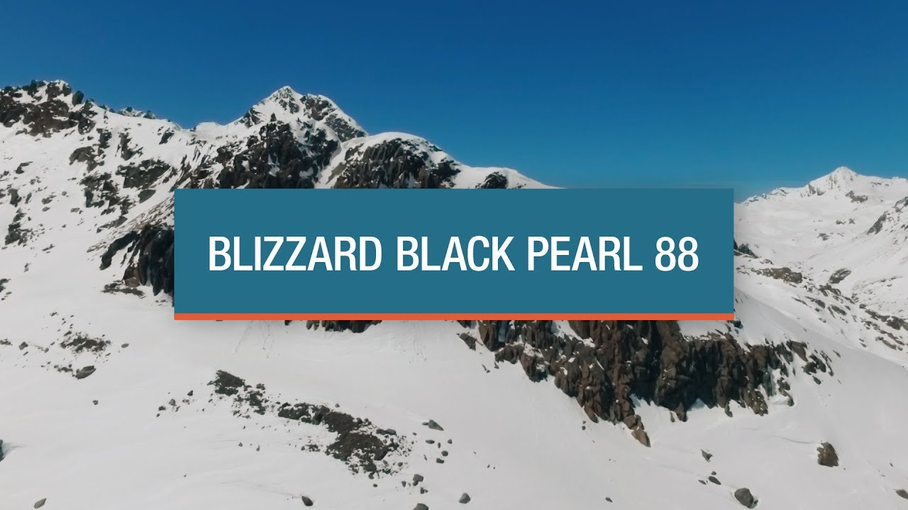 Blizzard Black Pearl 88 Women s 2018-2019 Ski Review  8708bc90ed