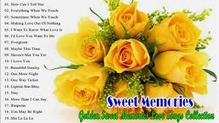 Golden sweet memories love songs