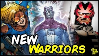 New Warriors TV Series ALL Superhero Characters Revealed