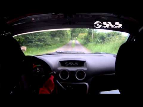 2014 Circuit of Munster Rally - Kevin O'Connor & Donal Balfe - Stage 4