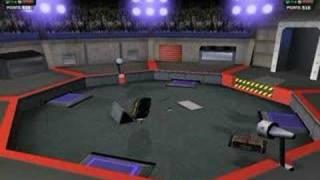 Bot Arena Black Storms Coal Miner VS Dino's Grog The Warrior