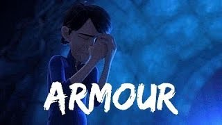 Trollhunters | Jim X Claire | Armour