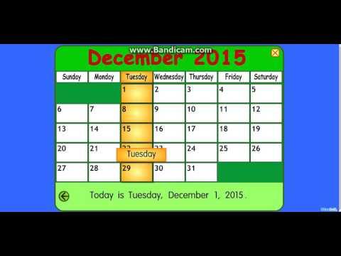 December 2015 is here