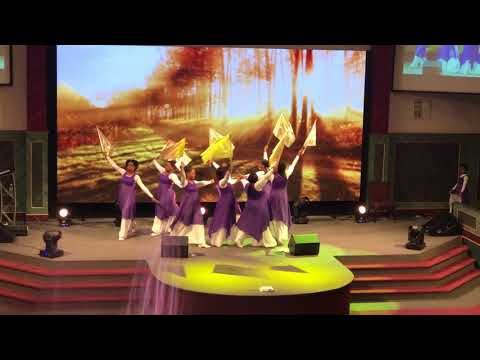 Wonderful Grace by Tasha Cobbs (praise dance)