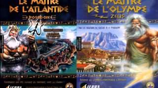 Sierra Team - Zeus & Poseidon OST - Full Soundtrack - [2000]