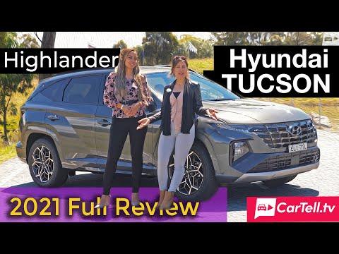 2021 Hyundai Tucson review | Australia