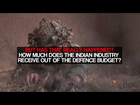 The Crisis of Self Reliance in Indian Defence- The Need for DIIA
