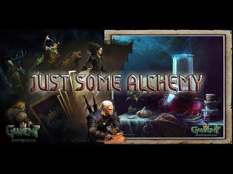 Newer Alchemy Slight Changes