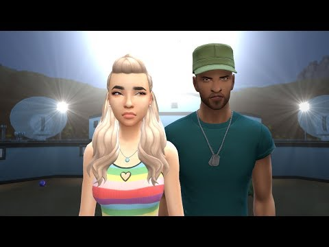 THE SIMS 4: LETS PLAY // PECULIAR HAPPENINGS // EPISODE 4 thumbnail
