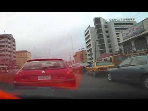 Lagos Traffic: Ikoy to Apapa