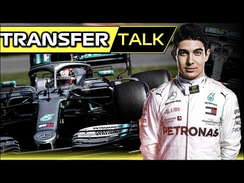 Ocon to Return to F1 in 2020? - Transfer Talk