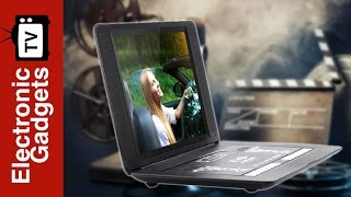 15 Inch TFT LED Portable DVD Player with Copy Function