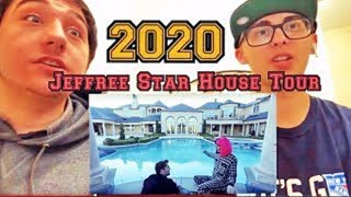 Reaction to jeffree star house/castle tour of 2020
