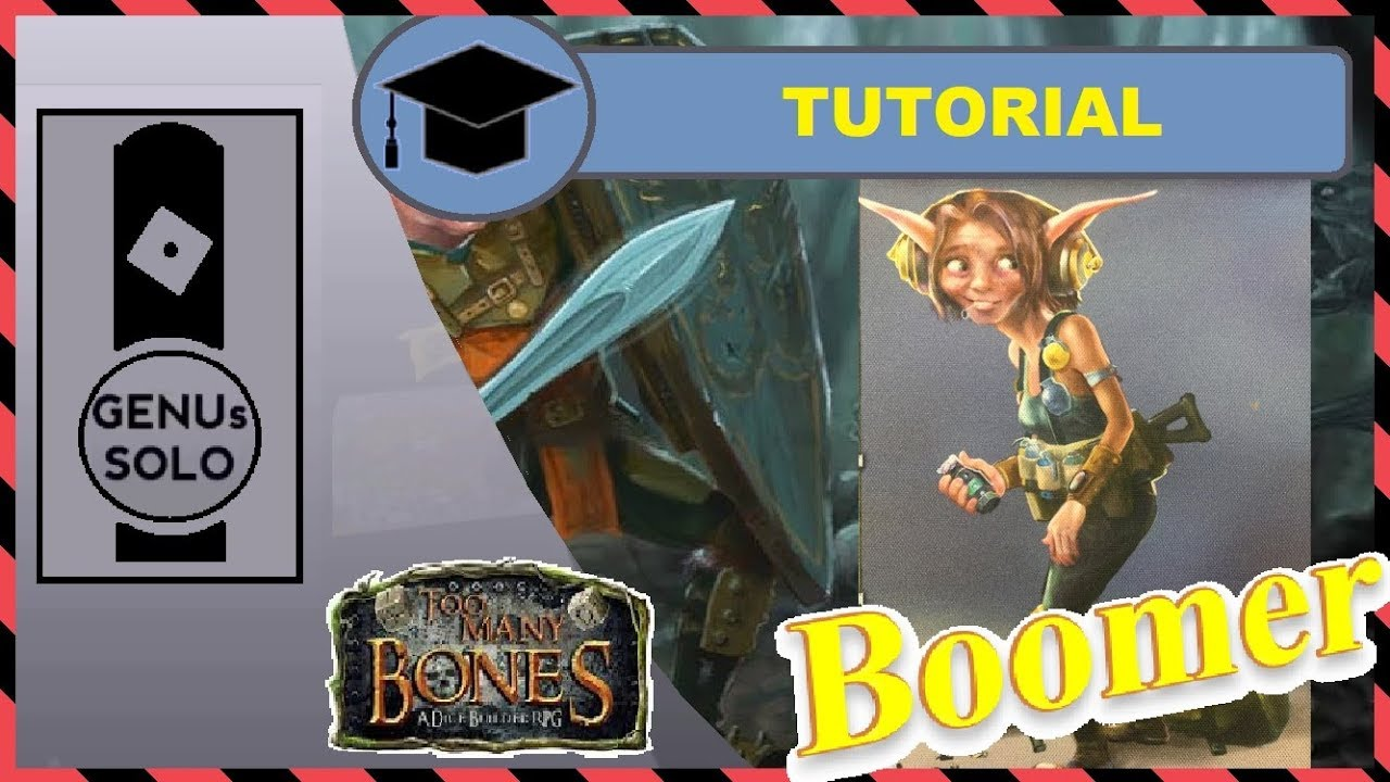 Boomer - Gearloc Tutorial | Video | BoardGameGeek
