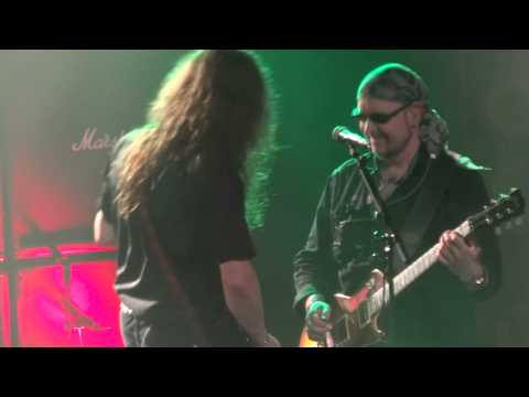Saxon - Never Surrender - Nottingham 2013