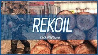 Rekoil | First Impressions and Game Review